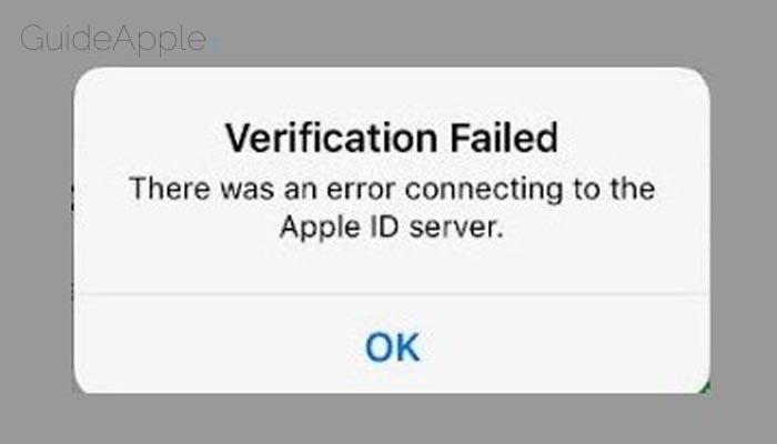 Verifica non riuscita ID Apple: ecco come risolvere