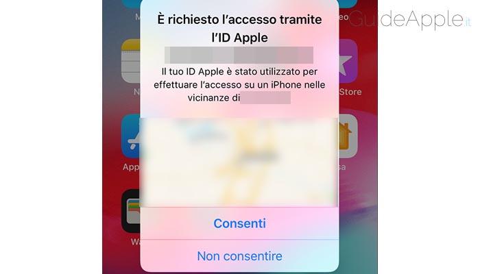 Come abilitare autenticazione a due fattori su iPhone, iPad e Mac