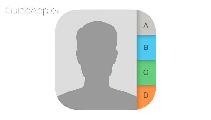 Come aggiungere soprannome ai contatti iPhone