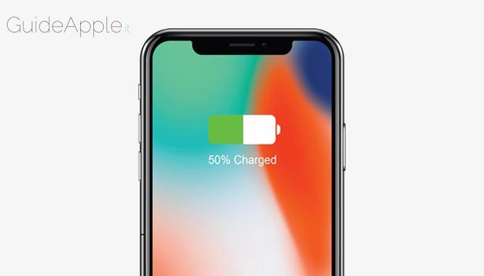 Come aumentare autonomia iPhone