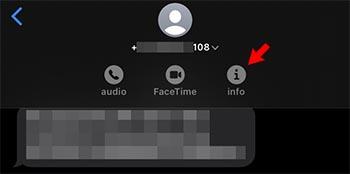 bloccare messaggi iphone