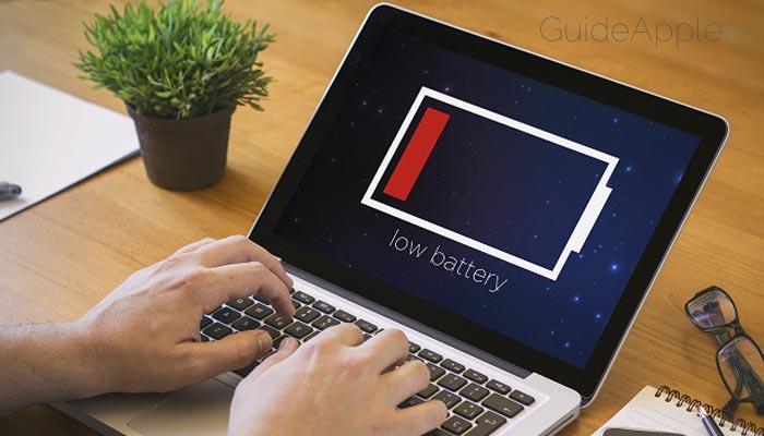 Come calibrare batteria MacBook
