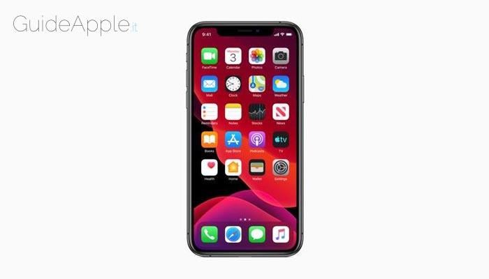 Come calibrare schermo iPhone