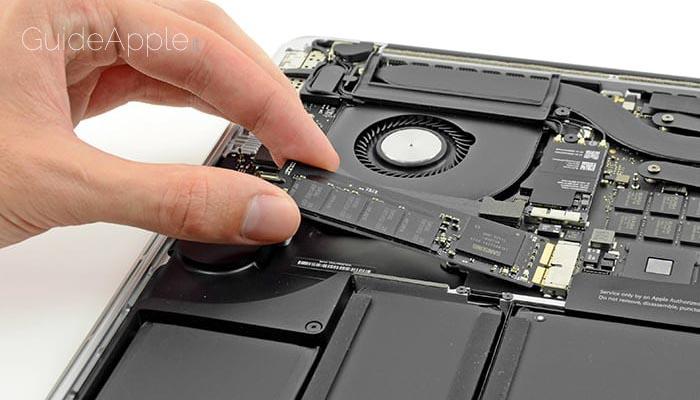 Come aggiungere spazio di archiviazione al MacBook