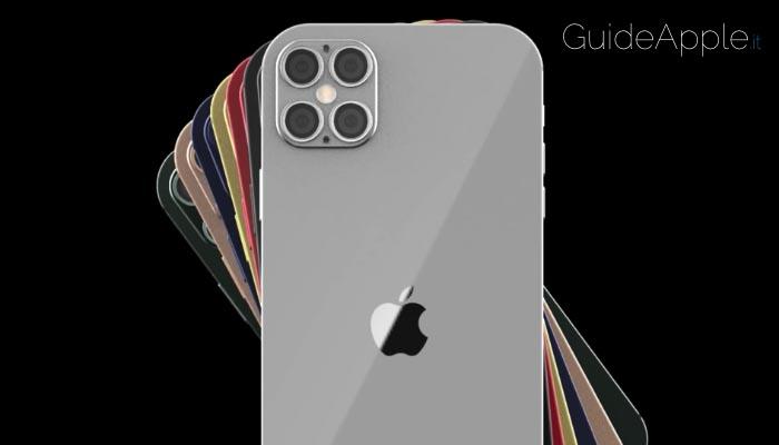 Ecco il possibile design dell'iPhone 12