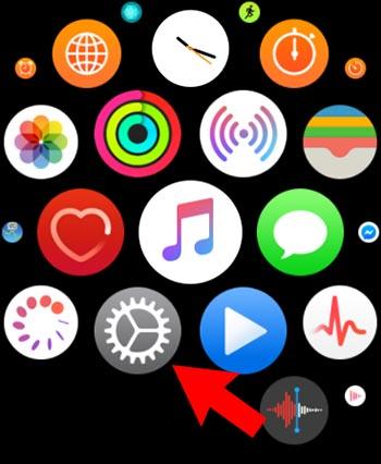 impostazioni notifiche apple watch
