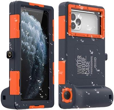AlCase custodia subacquea per iPhone