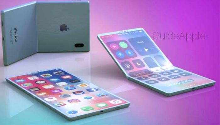 Apple brevetta nuove batterie flessibili