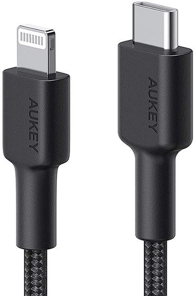 Cavo Aukey da USB-C a Lightning