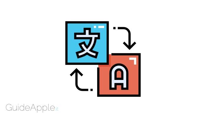 Come tradurre una pagina Web su iPhone
