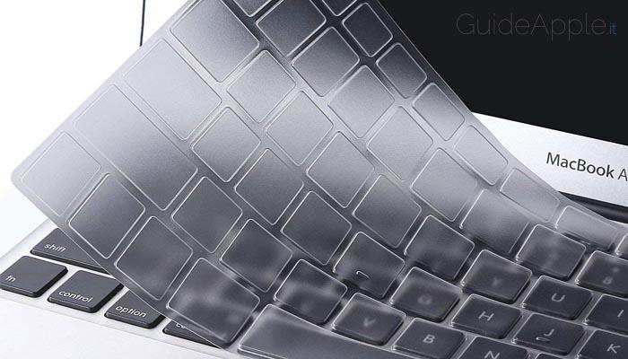 Cover tastiera MacBook: ecco le migliori