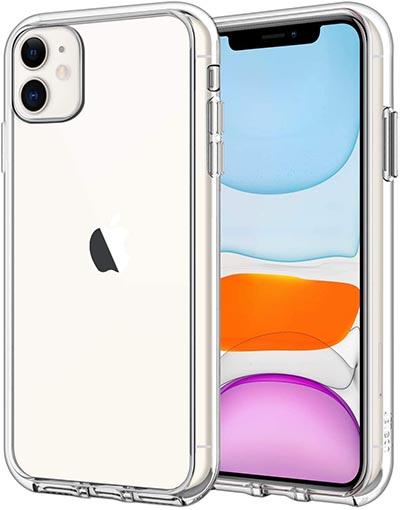 Cover trasparente per iPhone 11 JETech