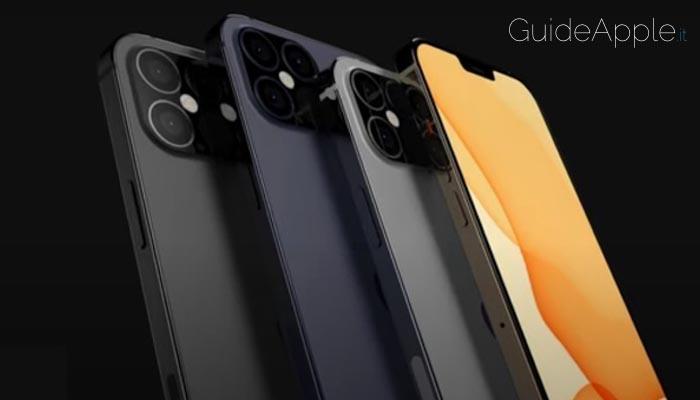 La produzione di iPhone 12 slitta di un mese
