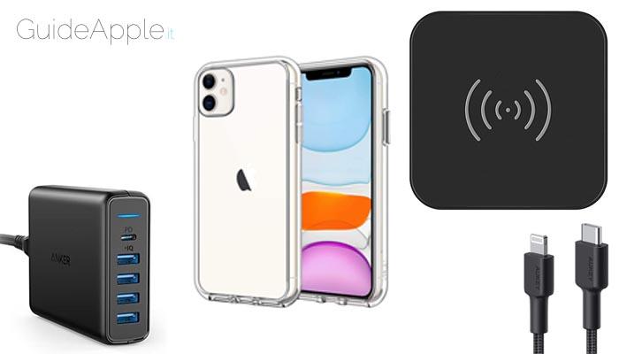 I Migliori accessori per iPhone 11/12