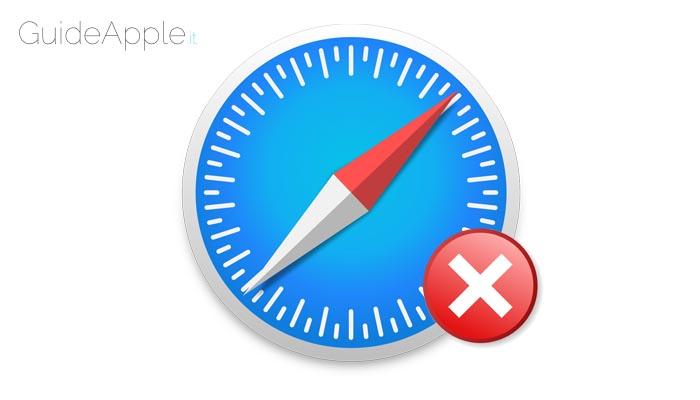 Safari non apre le pagine: ecco come risolvere