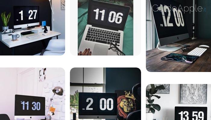 Salvaschermo orologio Mac: ecco come impostarlo