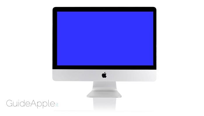 Schermata blu Mac: ecco come risolvere