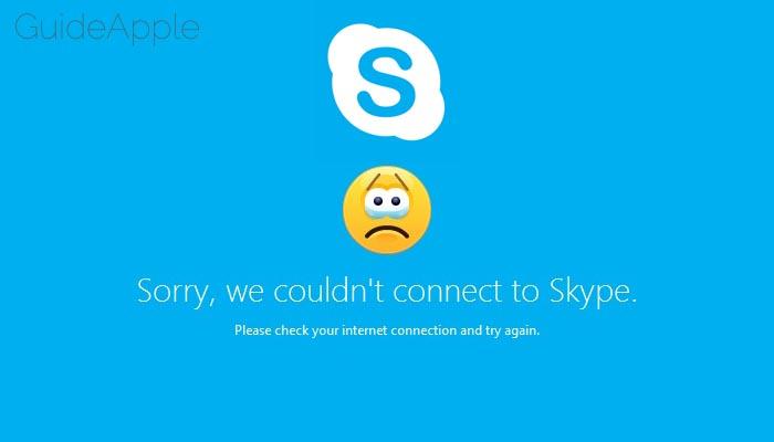 Skype non funziona su iPhone: ecco come risolvere