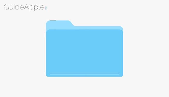 Come cambiare icona Mac