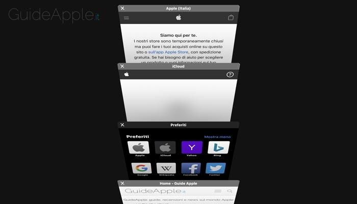 Come chiudere automaticamente le schede di Safari su iPhone e iPad