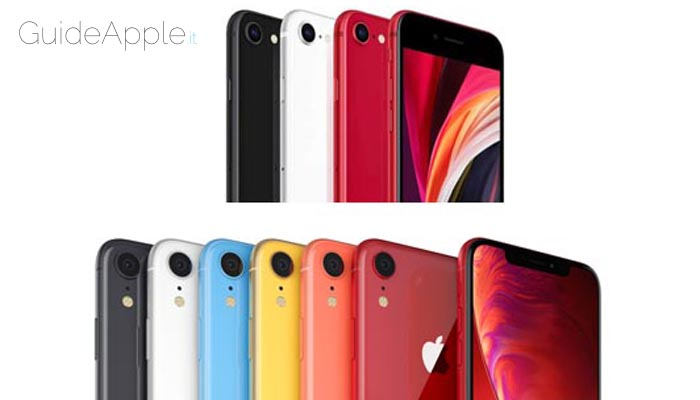 iPhone SE o iPhone XR: quale acquistare nel 2020?