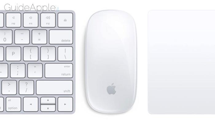 Come modificare la velocità del trackpad e del mouse sul Mac