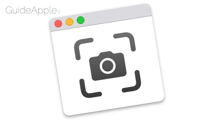 Come modificare posizione salvataggi screenshot sul Mac