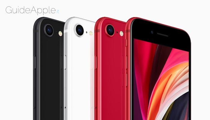 Apple: presentato il nuovo iPhone SE