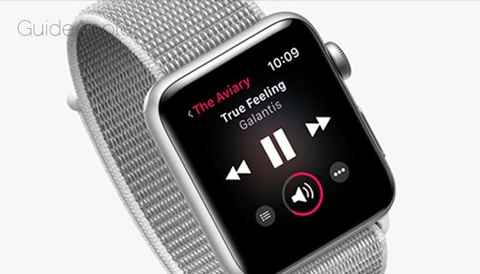Come riprodurre musica su Apple Watch