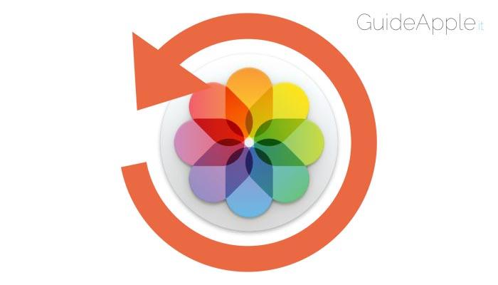 """Come ruotare le foto con l'app """"Foto"""" su macOS"""