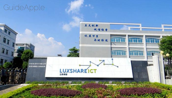 Apple: possibile sfida tra Luxshare e Foxconn