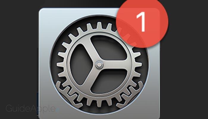 Badge notifiche aggiornamenti Mac: ecco come disabilitarlo