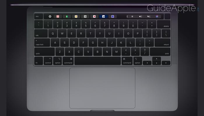 MacBook Pro 13 aggiornato: prestazioni più elevate, maggiore spazio e tastiera migliorata