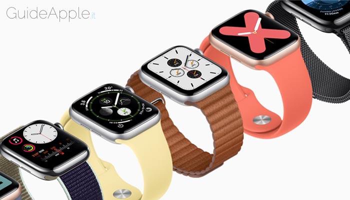 Nuove interessanti funzionalità su Apple Watch Series 6