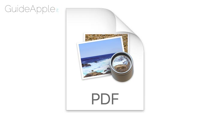 Come modificare l'app predefinita per visualizzare file PDF su Mac
