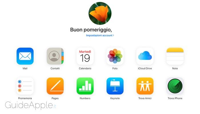 Come accedere a iCloud da qualsiasi dispositivo