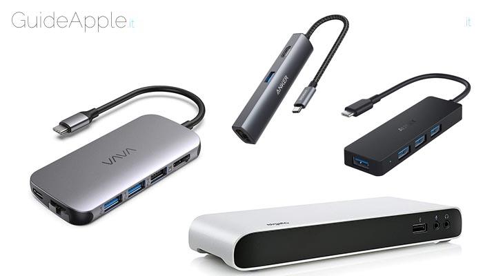 I migliori hub USB-C per MacBook Pro
