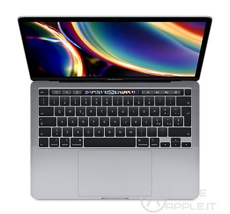 Nuovo Apple Macbook Pro 13 pollici 2020: caratteristiche e prezzi