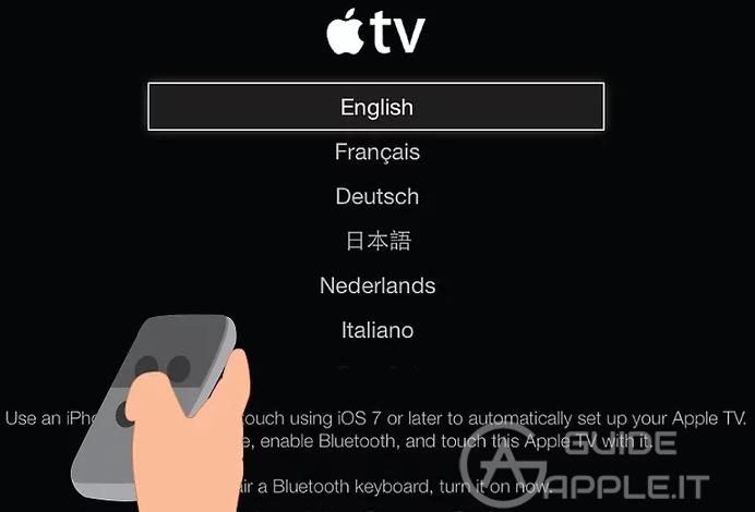 Come Installare e Configurare Apple TV