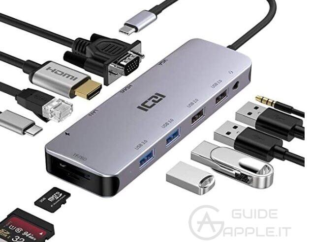 Migliori adattatori USB Ethernet per Apple MacBook Pro