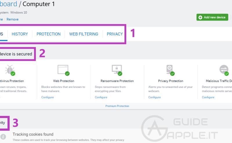 Antivirus per MAC consigliati da GuideApple.it