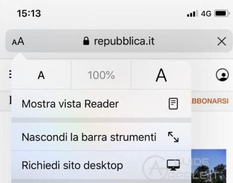 Come ottimizzare la lettura su iPhone