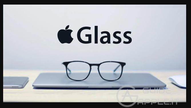 Occhiali AR di Apple (Apple Glass) in sviluppo