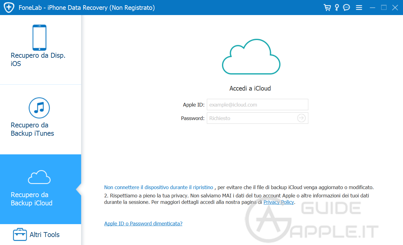 Come Scaricare File da Backup iCloud su PC e Mac