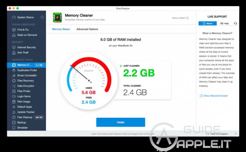 Come Pulire, Ottimizzare e Velocizzare il tuo Mac