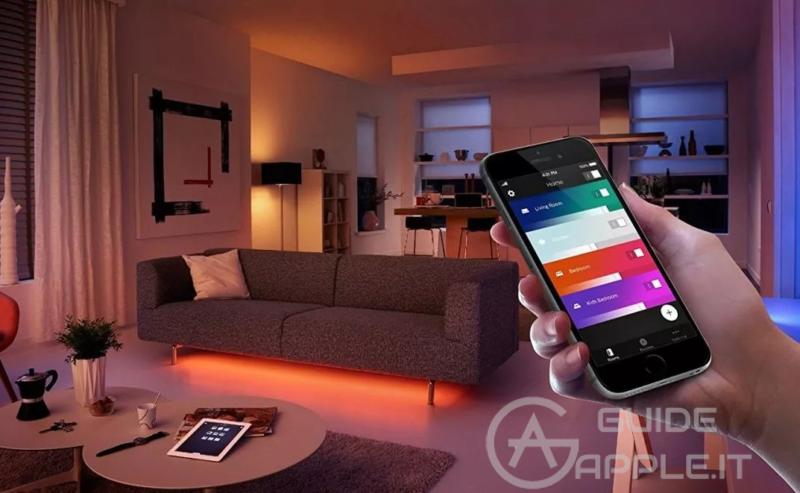 Come aggiungere dispositivi Smart nel centro di controllo iPhone