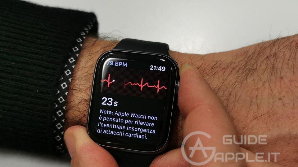 Come controllare la propria salute fisica con l'Apple Watch
