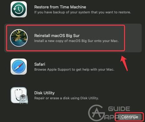 Come Reinstallare macOS su Mac M1