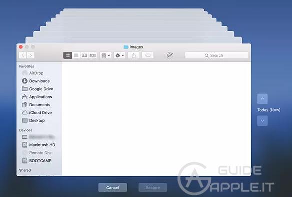Recuperare File Sovrascritti su Mac