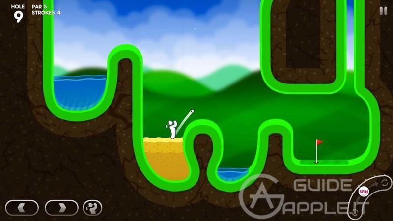Best free Mac games: Super Stickman Golf